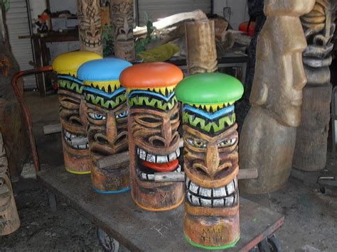 Tiki Hut Accessories