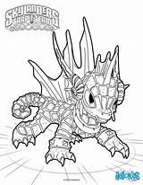 Coloring Skylanders Sheets Adult Trap Colouring Hellokids sketch template