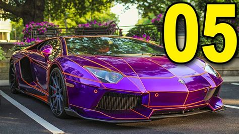 Lamborghini Aventador (let's