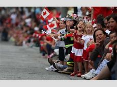 25 Things to do in Edmonton on Canada Day with Kids