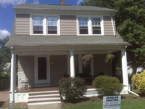 neutral exterior home paint colors