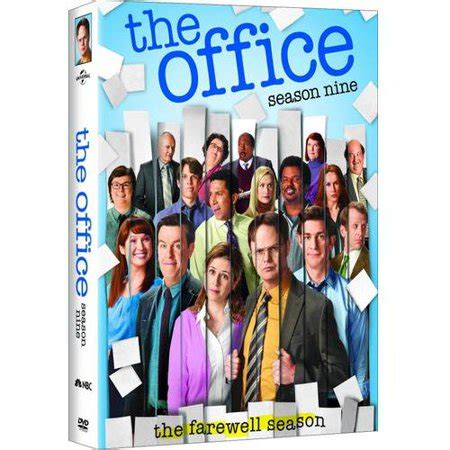 The Office Season Nine  The Final Season (anamorphic