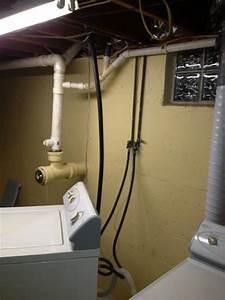Proper Washing Machine Drainage