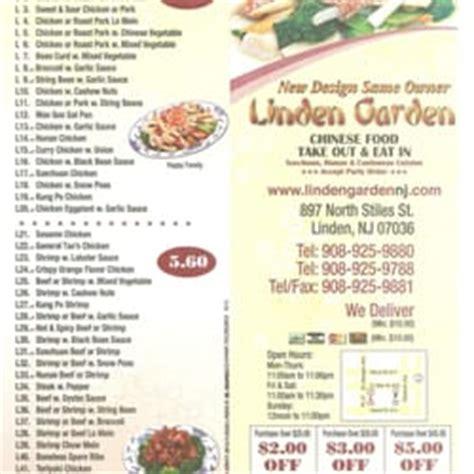 stiffel ls linden nj linden garden chinese restaurant 21則評語 中國菜 897 n