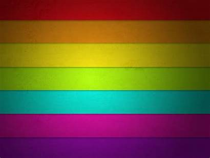 Rainbow Stripes Colorful Background Wallpoper Desktop Standard