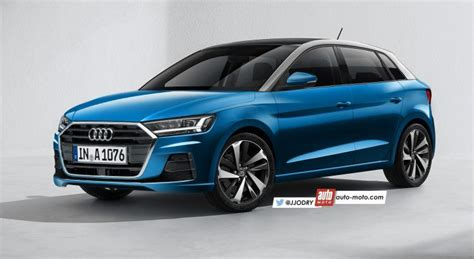 nouvelle audi a1 2018 2018 audi a1 rendered ahead of geneva ims 2018 premiere