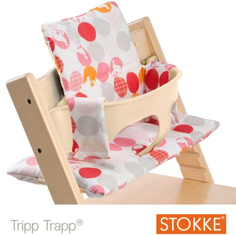 chaise tripp trapp stokke coussin de chaise tripp trapp de stokke coussins de