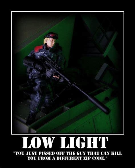 Gi Joe Meme - gi joe low light motivational by devinthecool on deviantart