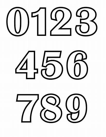 Numbers Coloring Pages Alphabet Svg Boys Chart