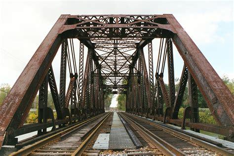 File:Rochester NY West Shore Genesee River Railway Bridge ...