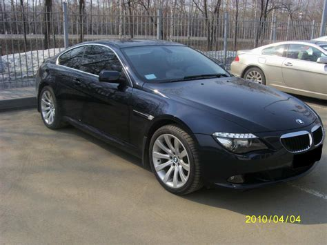 2008 Bmw 6 Series by 2008 Bmw 6 Series Information And Photos Momentcar