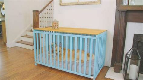 turn  crib   dog crate video diy