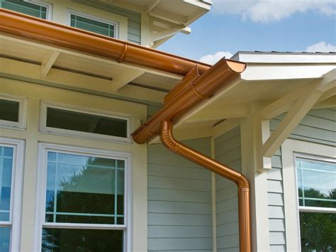maximum  home exterior projects gutters hgtv