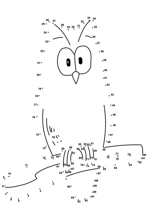 dot to dot worksheets for preschoolers dot to dot worksheets with amazing pictures loving printable 316