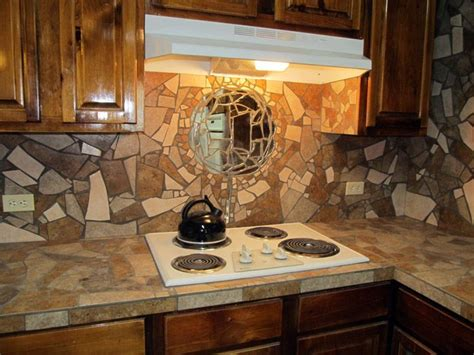 mosaic tile kitchen countertop mosaic tile countertop by the commotion 7866