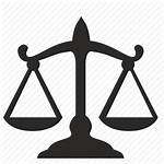 Justice Scales Icon Balance Transparent Scale Symbol