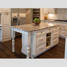 Granite Kitchen Islands Pictures & Ideas From Hgtv  Hgtv