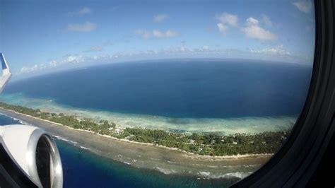 Marshall Island Majuro Atoll Airport