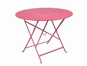 Tables Rondes De Jardin : best table de jardin ronde en fer pliante ideas amazing ~ Premium-room.com Idées de Décoration