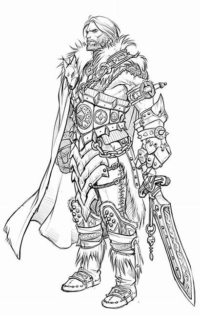Concept Character Behance Costume Coloring Pages Drawing
