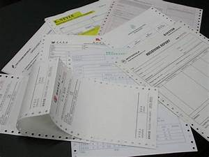 printed carbonless paper invoice book offset paper and With carbon paper invoices