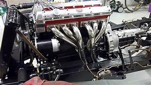 Xk-140 Dhc 3 4 Se  C-type Head    First Start After Complete Engine Rebuild