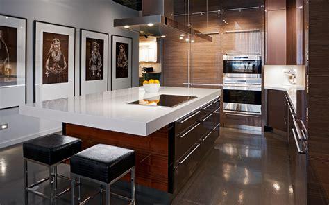 Design Brief High Contemporary Kitchen Bellasera