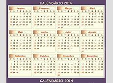 Calendário 2014 « Peregrino Mutante