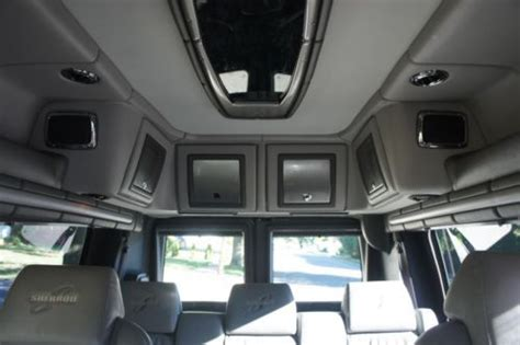 sell   ford    series custom conversion van