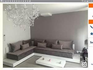 canape oriental contemporain meubles salon pinterest With tapis oriental avec canape depot