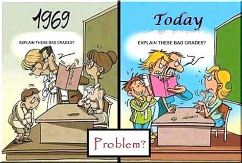 histoire sexe bureau 1969 vs today explain these bad grades weknowmemes