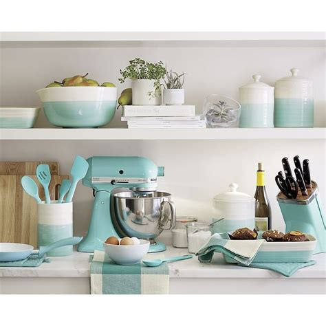 turquoise blue kitchen accessories 1000 ideas about turquoise kitchen decor on 6399