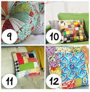 Decorative Couch Pillow Ideas by Diy Decorative Pillows Weallsew Bernina Usa S Blog