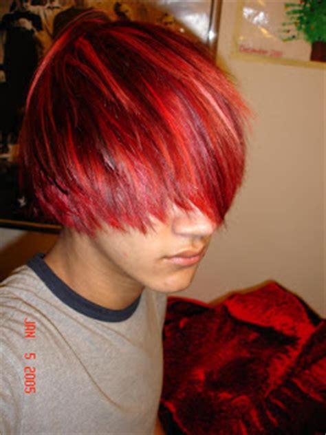 food coloring hair dye emo blog food coloring temporary hair dye