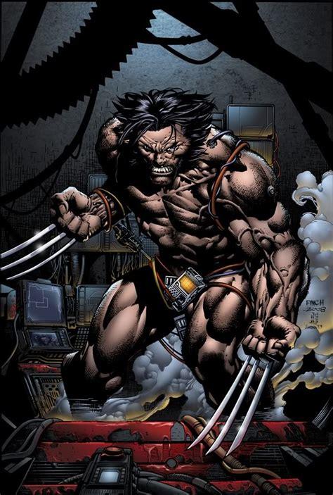 David Finch Wolverine