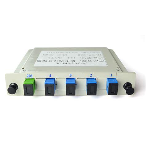 cassette plc lgx box  sc upc fiber optic splitter quoau technologies