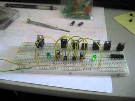 Astable Multivibrator Circuit Parameters Youtube