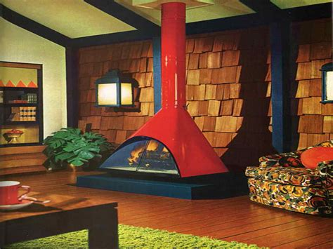 Home Decor 60s : 60s Decor For Antique Home Ideas Mad Men