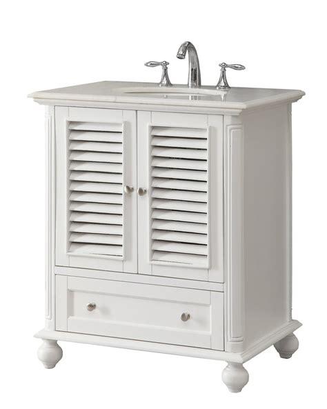 30 inch bathroom sink chans furniture gd 1087w keysville 30 inch white bathroom