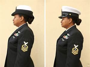 Proposed Navy women's dress uniforms to resemble male ...