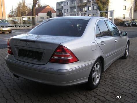 Dans la classe c, mercedes propose les plus petites berlines tricorps. 2004 Mercedes-Benz C 220 CDI Avantgarde Auto DPF - Car Photo and Specs