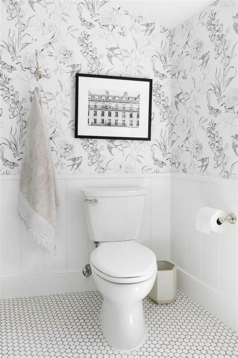 Serene Bathroom Dressed Silver by Two Bathrooms A Kid S A Powder Home Bathrooms