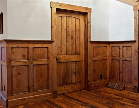 Cedar Wainscoting by Raised Panel Walls Columbus Wainscotting Heritage Raised