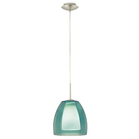 teal glass pendant teal blue coloured glass pendant light for the home