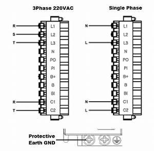 3 Phase Wiring L1 L2 L3