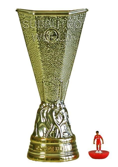 uefa europa league trophy mm high