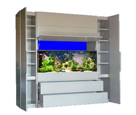 meuble aquarium blanc laque meuble aquarium blanc laque