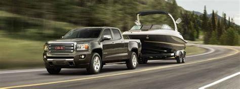 towing capacity      gmc truck