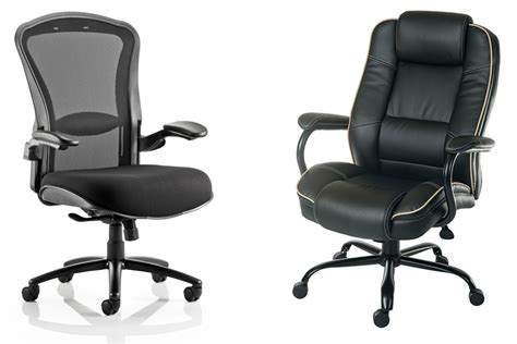 Heavy Duty Office Chairs For Larger Users