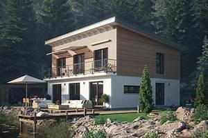 Häuser Mit Pultdach : landhaus mit pultdach schw rerhaus ~ Markanthonyermac.com Haus und Dekorationen
